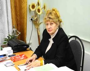 Георгиева Лариса Николаевна