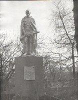 Братская могила, в которой покоится 288 останков военнослужащих Красной Армии в с.Волково Железногорского р-на Курской области.