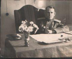 В.И.Плигунов  с Слобода Михайловка, 1945 г.