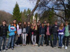 Обучающиеся школы № 5 г.Курчатова, 26.04.2011 г.