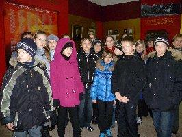 Обучающиеся школы № 5 г.Курчатова. 9.11.2010 г. (3)