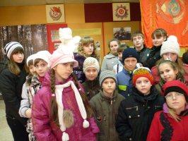 Дети из санатория  Горняцкий, 4.04.11 г.