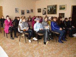 Обучающиеся школы № 5 г.Курчатова. 9.11.2010 г. (5)