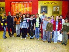 Ребята из санатория Горняцкий, 17.05.2011 г.